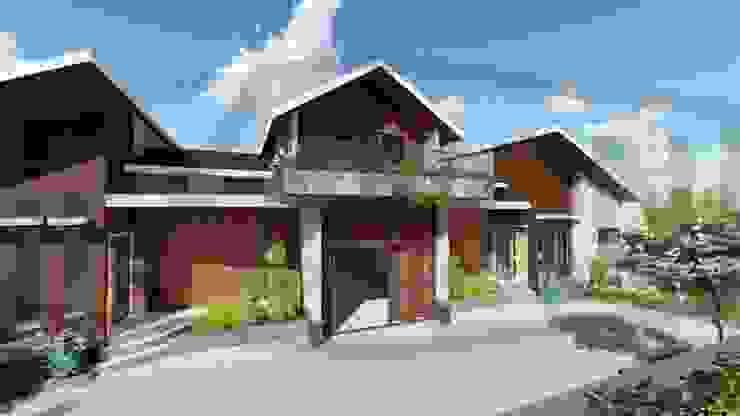Proyek Rumah Minimalis Modern Bapak Rafa - Depok 3 EXACON Oleh Exacon Multi Rekayasa
