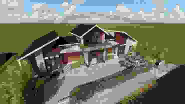 Proyek Rumah Minimalis Modern Bapak Rafa - Depok 5 EXACON Oleh Exacon Multi Rekayasa