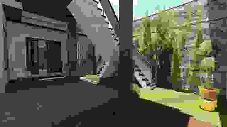 Proyek Rumah Minimalis Modern Bapak Rafa - Depok 7 EXACON Oleh Exacon Multi Rekayasa