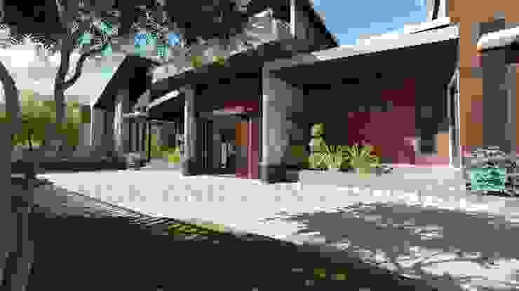 Proyek Rumah Minimalis Modern Bapak Rafa - Depok 8 EXACON Oleh Exacon Multi Rekayasa
