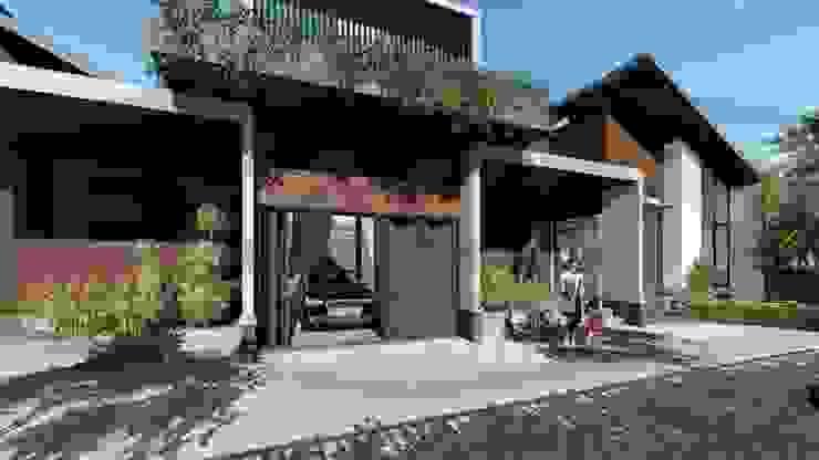 Proyek II Rumah Minimalis Modern Bapak Rafa - Depok 3 EXACON Oleh Exacon Multi Rekayasa