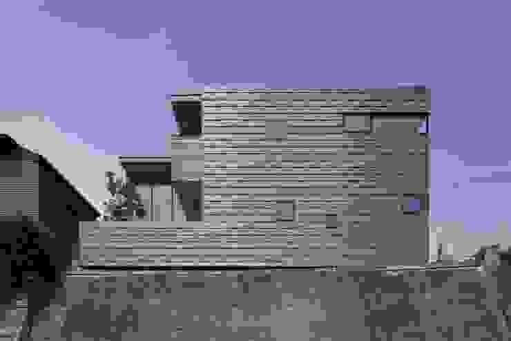 AY 庭とパティオのある家 モダンな 家 の 山縣洋建築設計事務所 モダン