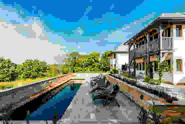 Pool by Maciek Platek - Interior and Architecture Photographer