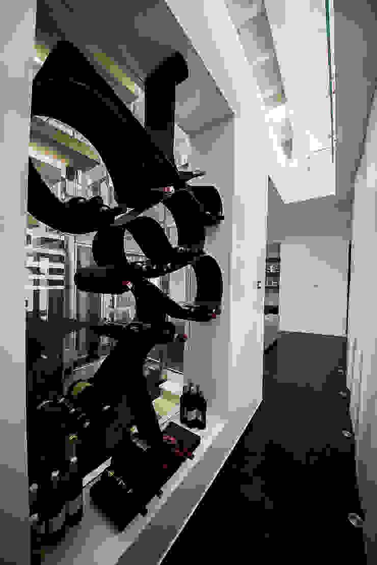 evoluzione intima Studio di Segni Cantina moderna