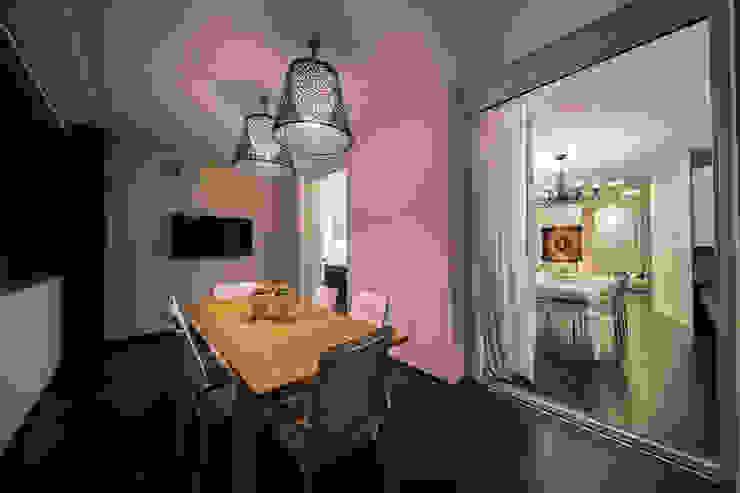 evoluzione intima Studio di Segni Balcone, Veranda & Terrazza in stile moderno