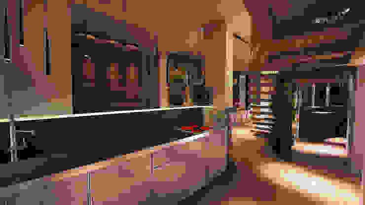 Studio di Segni Modern kitchen