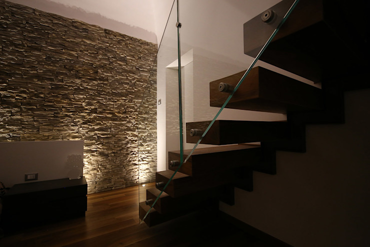 Stairs by Studio di Segni, Modern