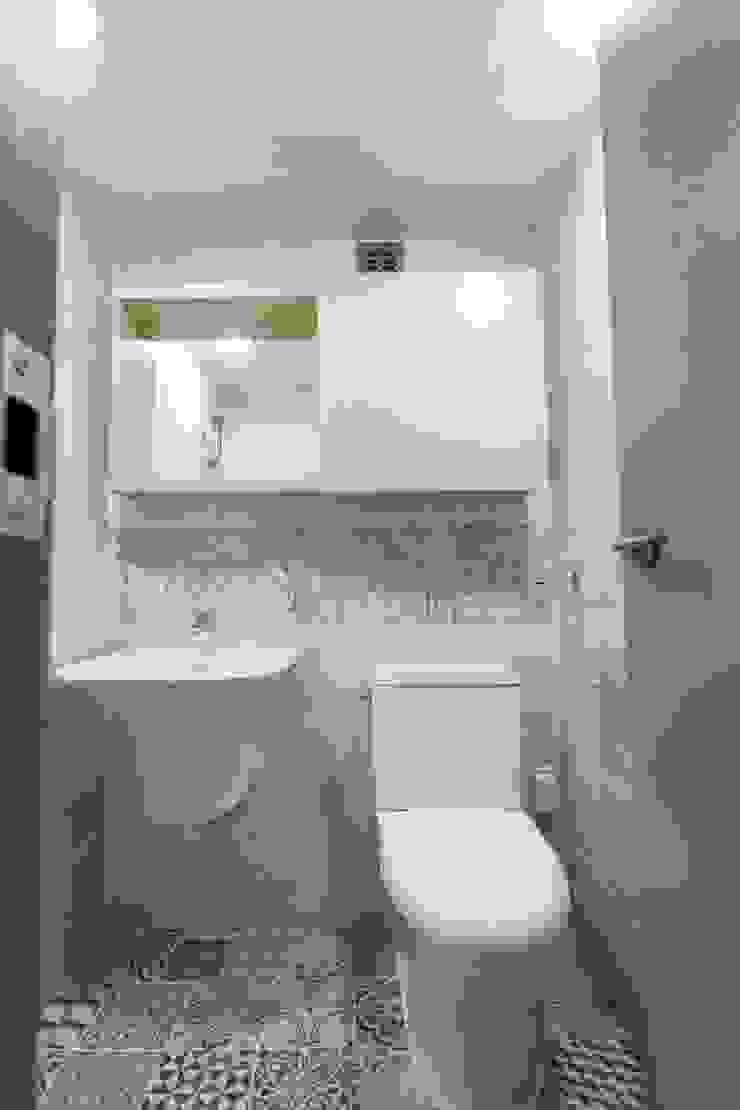 안방욕실 에클레틱 욕실 by DECORIAN 에클레틱 (Eclectic)