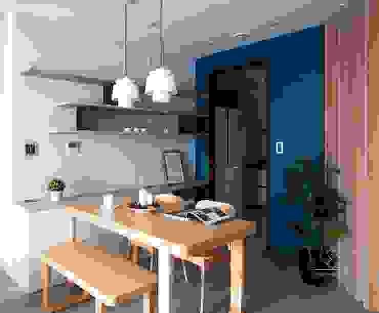 餐廳 根據 極簡室內設計 Simple Design Studio 簡約風