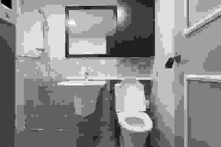 공용욕실 에클레틱 욕실 by DECORIAN 에클레틱 (Eclectic)