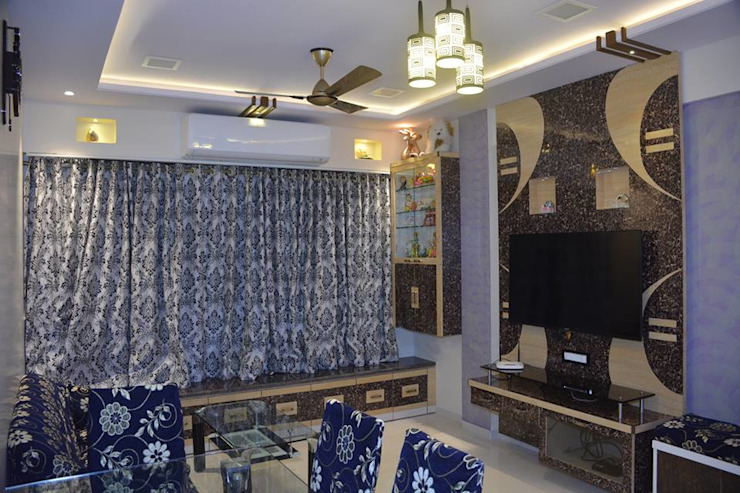 Residential Interior Design by WDFspacedesign