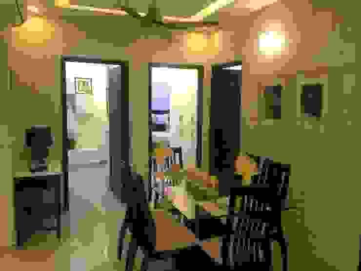 residential interiors Modern dining room by SDINC Modern