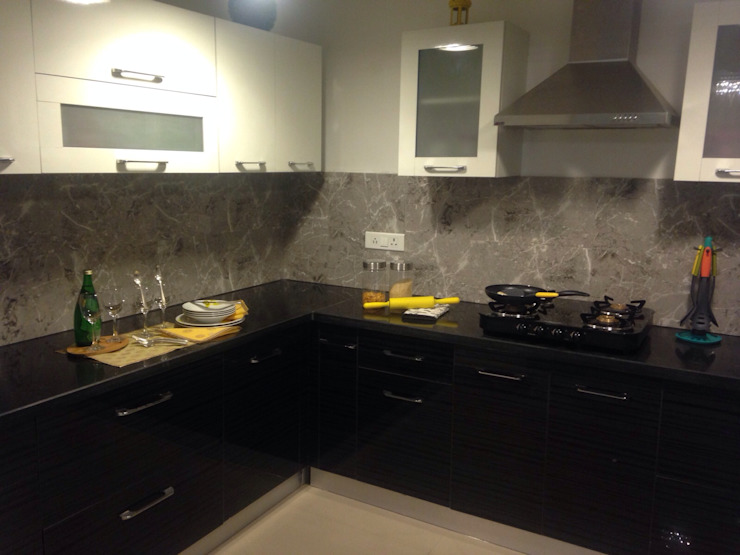 Cucina moderna di SDINC Moderno