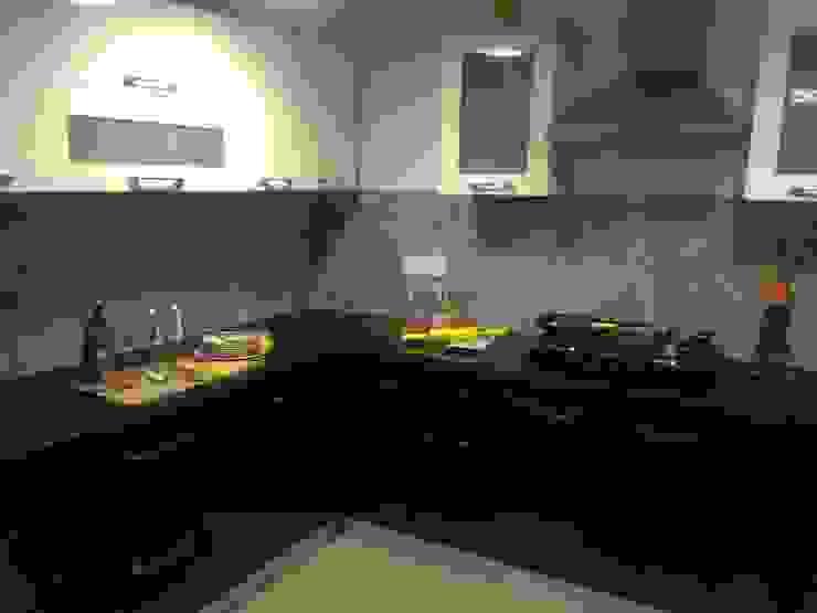 residential interiors Modern kitchen by SDINC Modern