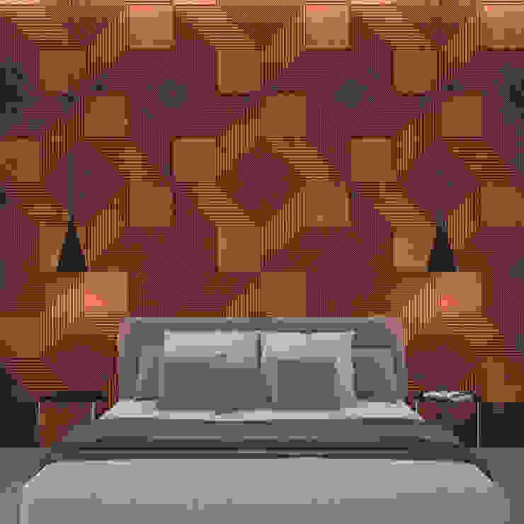 Modern style bedroom by PanelPanel Modern Plywood