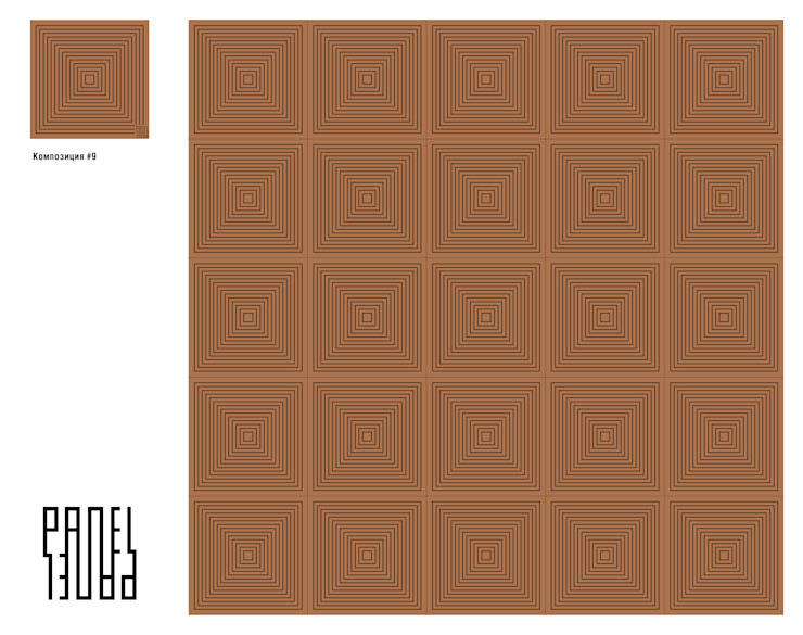 modern  by PanelPanel, Modern Plywood