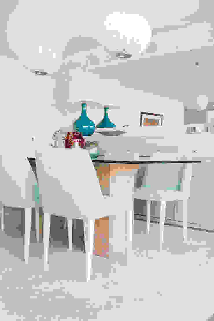Comedores de estilo escandinavo de SHI Studio, Sheila Moura Azevedo Interior Design Escandinavo