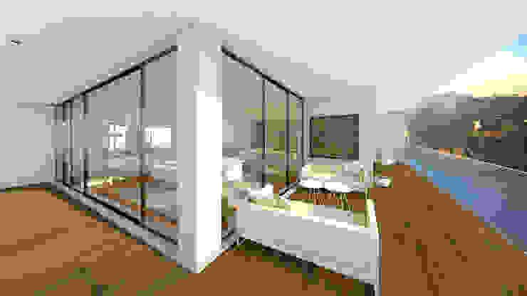 Salas de estilo escandinavo de SHI Studio, Sheila Moura Azevedo Interior Design Escandinavo