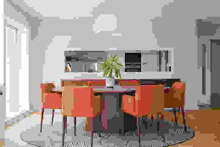 de style  par SHI Studio, Sheila Moura Azevedo Interior Design, Scandinave