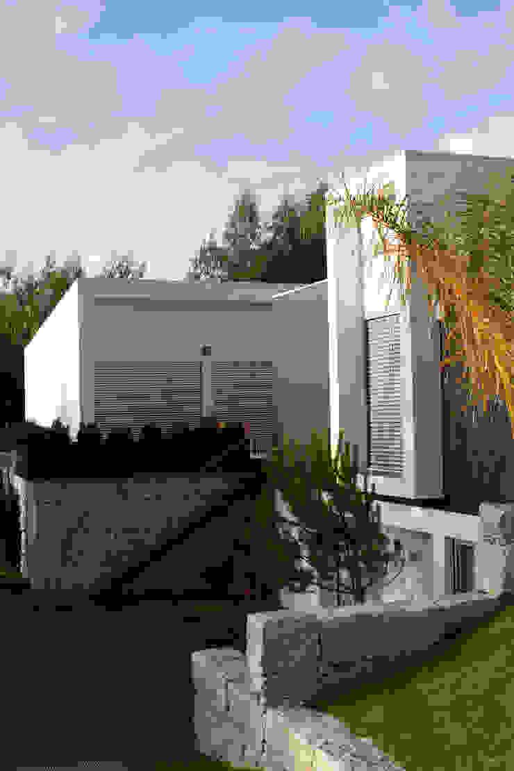Paredes y pisos de estilo moderno de SHI Studio, Sheila Moura Azevedo Interior Design Moderno