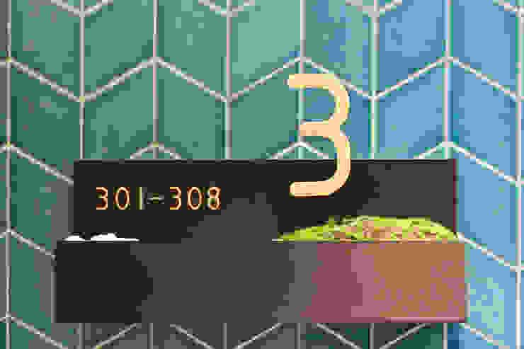 Hotel Ease Access Modern hotels by Artta Concept Studio Modern