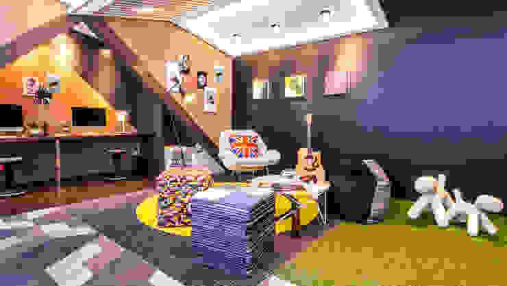 Home Office Modern study/office by Artta Concept Studio Modern