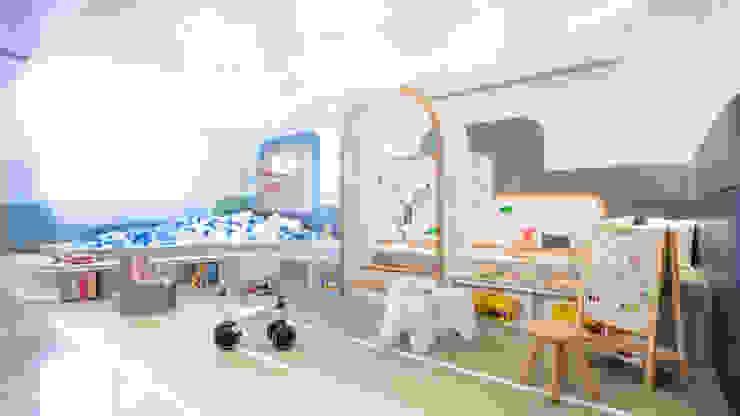 Artta Concept Studio комнаты для новорожденных