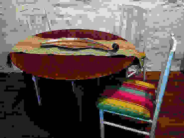 Decoración de espacios: Comedores de estilo  por Nativo Argentino