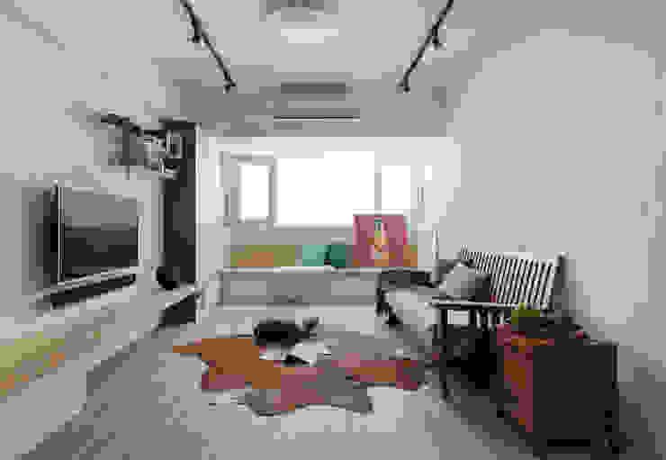 辰林設計 Living room White
