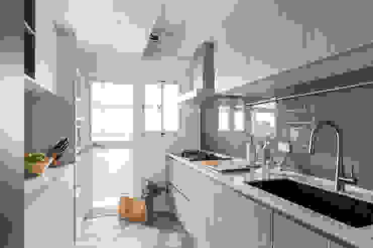 辰林設計 Kitchen Wood effect