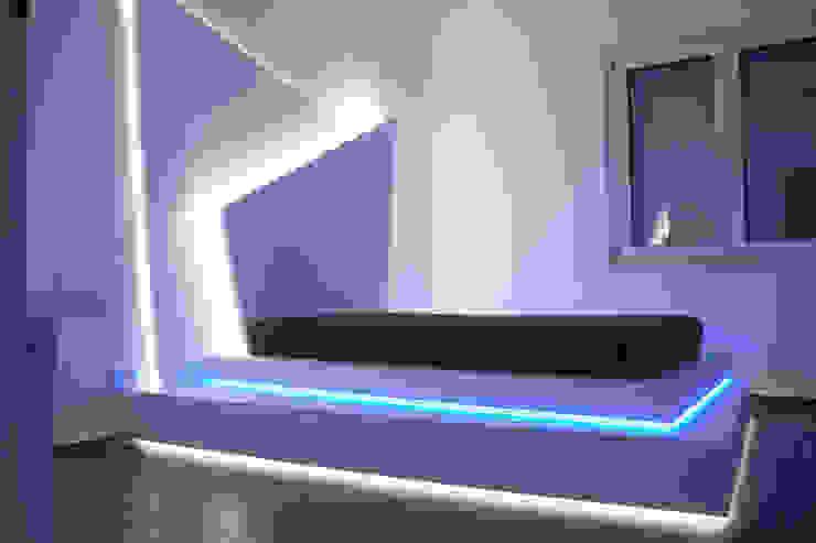 camera da letto Camera da letto minimalista di Giemmecontract srl. Minimalista