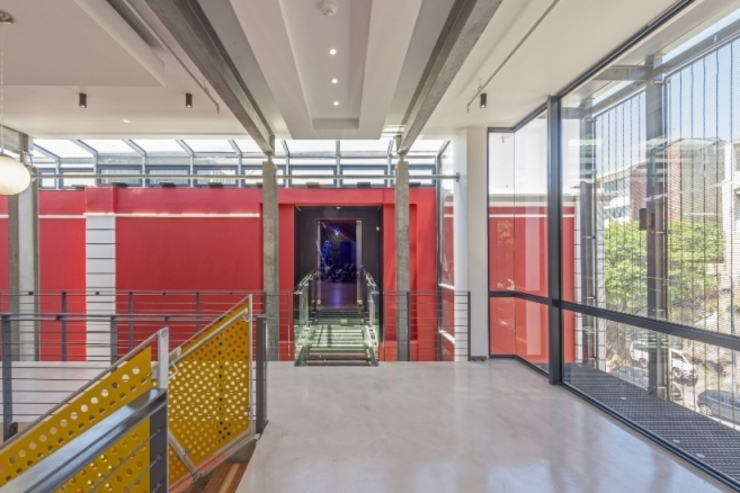 Renovations and Additions to the PE Opera House by The Matrix Urban Designers and Architects Modern