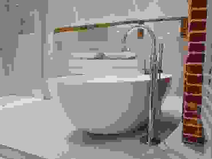 Stylish Grade II Bathroom Baños de estilo moderno de DeVal Bathrooms Moderno