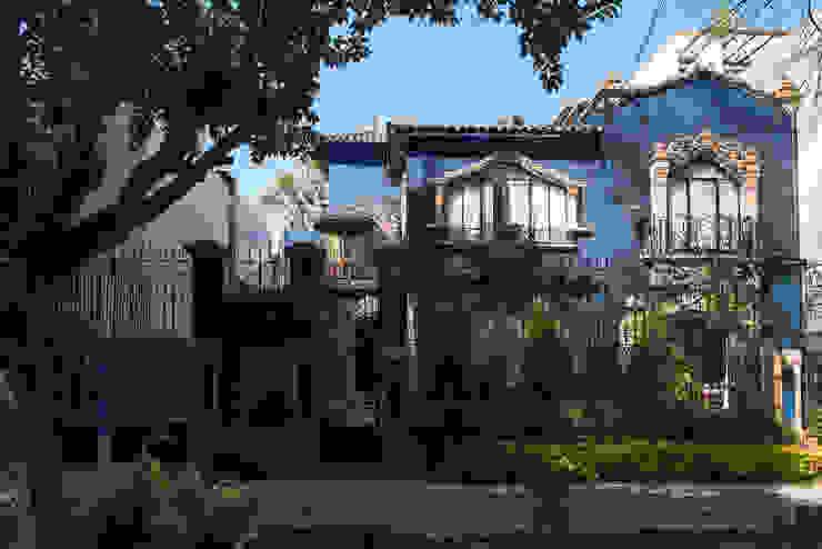 Rumah Modern Oleh Germán Velasco Arquitectos Modern