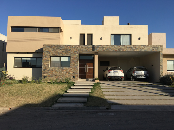 BVS+GN ARQUITECTURA Single family home