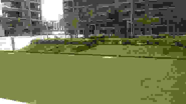 golf park Modern garden by NMP Design Modern