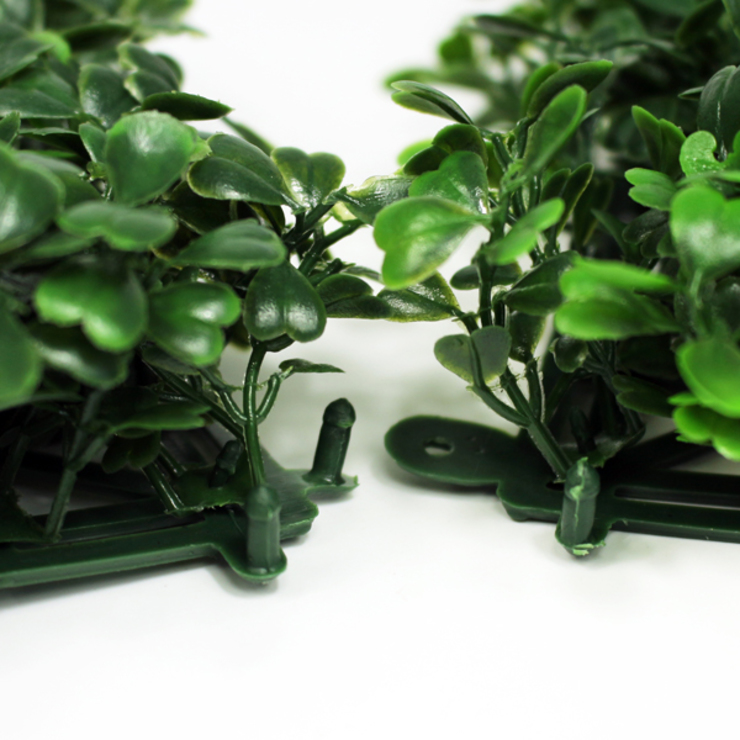 Artificial Boxwood Hedges Mat: country  by Sunwing Industrial Co., Ltd.,Country Plastic