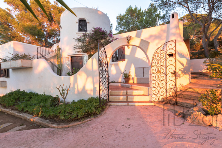 ROX & IRE IBIZA SL JardinClôture & murs