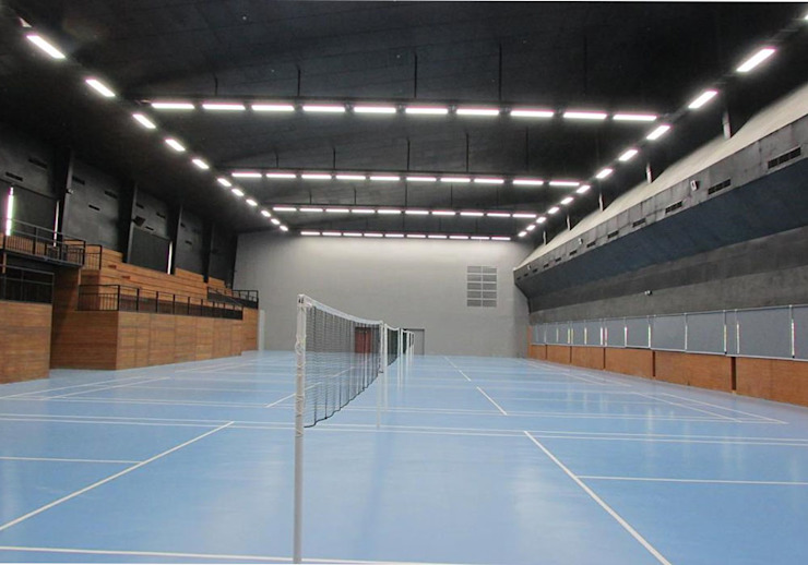SPORTS COMPLEX Classic stadiums by Monoceros Interarch Solutions Classic Rubber