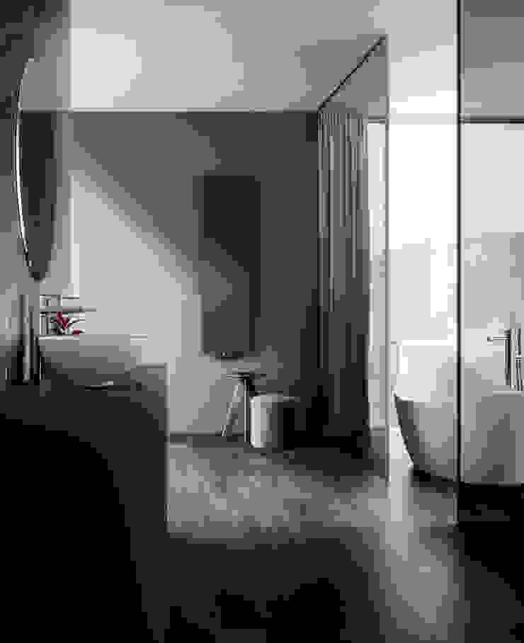 SCIROCCO H BathroomTextiles & accessories Iron/Steel Blue