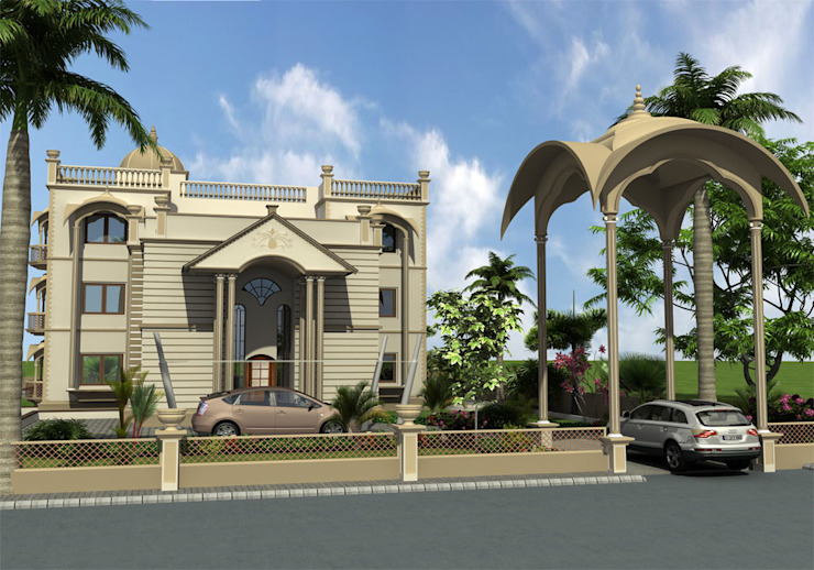 BUNGALOW by Monoceros Interarch Solutions