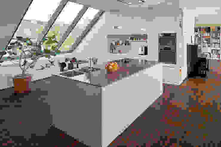 Wir bringen Farbe in Ihr Leben! Koitka Innenausbau GmbH Moderne Küchen