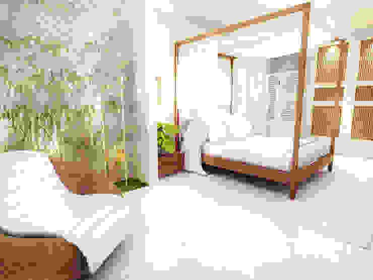 Moderne Schlafzimmer von Daniela Andrade Arquitetura Modern