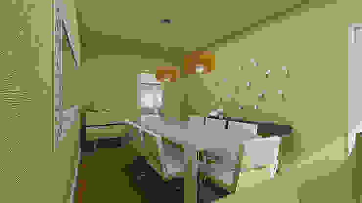 de SHI Studio, Sheila Moura Azevedo Interior Design Ecléctico