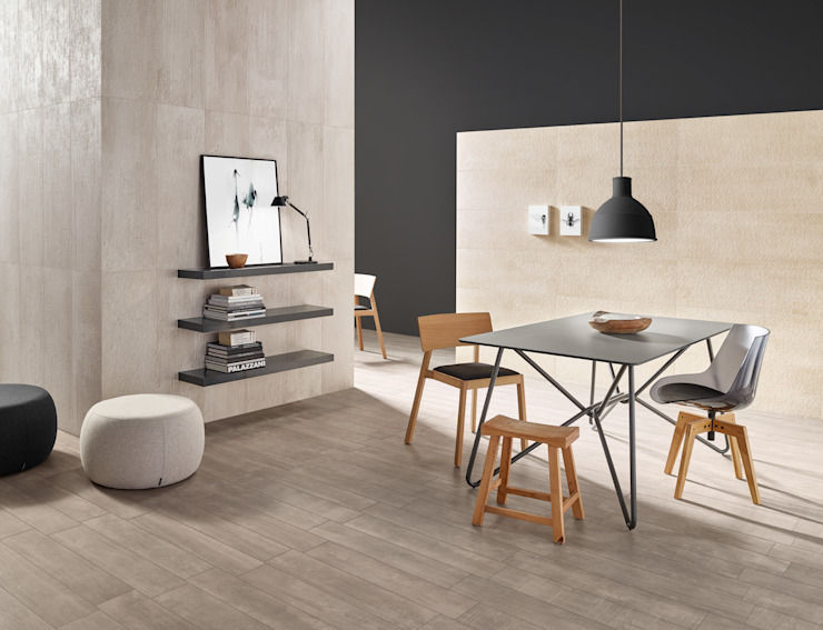 Urban Industrial style living room by Love Tiles Industrial