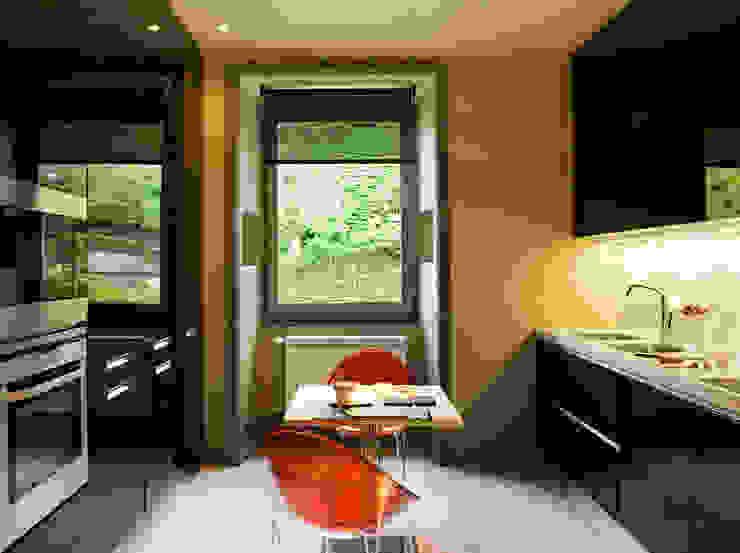 CASA DAS CALDEIRAS / AÇORES Cozinhas modernas por Carlos Mota- Arquitetura, Interiores e Design Moderno