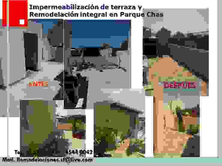 by Remodelaciones SF