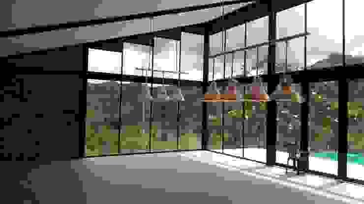 SALON DE JUEGOS PRIVADO BTM INVERSIONES SAS Modern Windows and Doors
