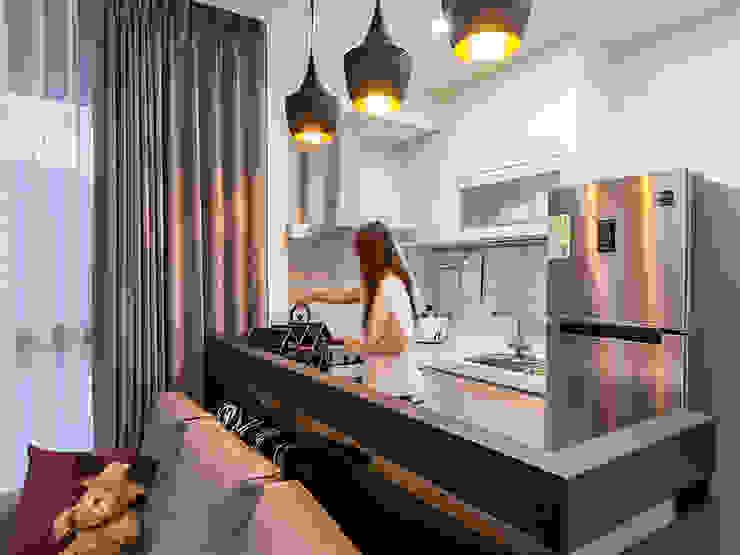 品味放大 潮流屋 根據 好室佳室內設計