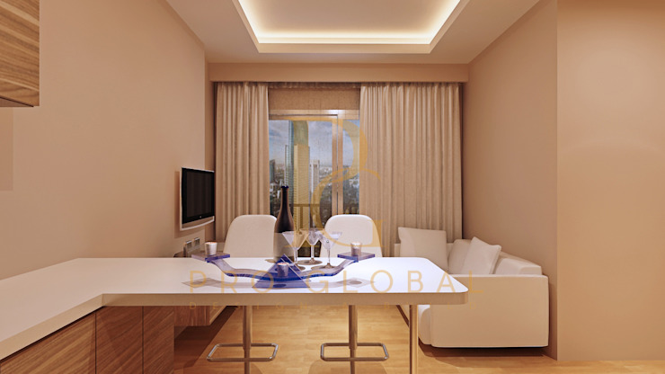 Living Room Oleh homify